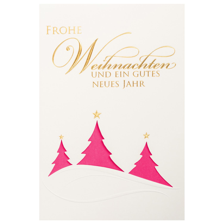 weihnachtskarte cremefarbener karton mit stanzung. Black Bedroom Furniture Sets. Home Design Ideas