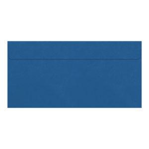 Umschlag DL, Farbe nachtblau, mit Haftklebung, Grammatur: 110 g/m²