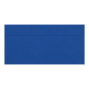 Umschlag DL, Farbe royalblau, mit Haftklebung, Grammatur: 110 g/m²